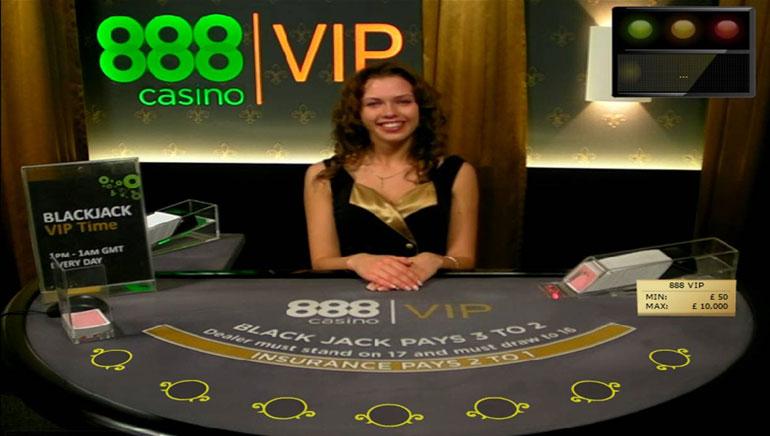 888 Casino наращивает обороты в сфере интернет-игр с живым крупье