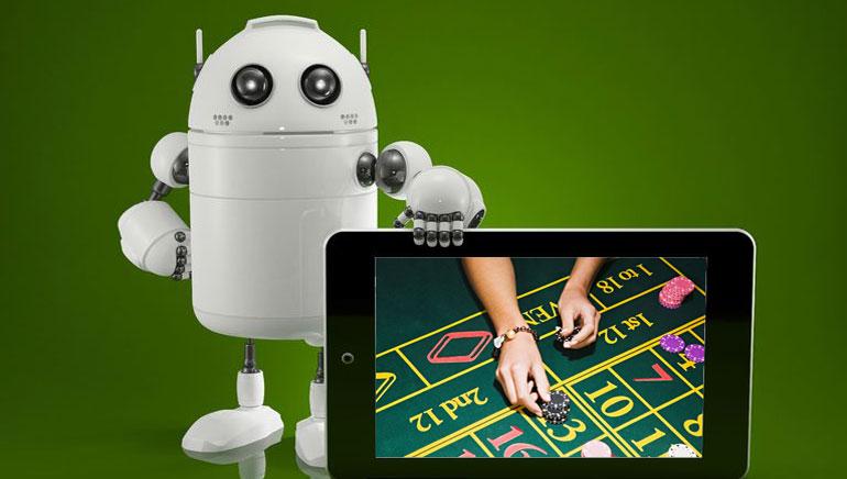 Почувствуйте себя игроком казино на андроидных устройствах