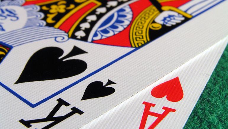 Онлайн blackjack казино