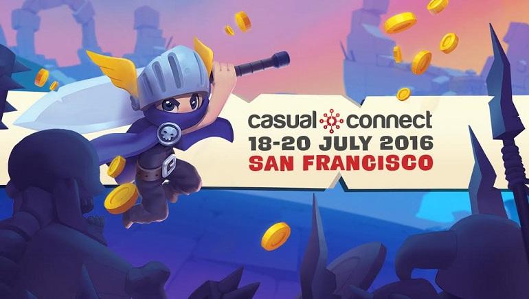 Casual Connect: мероприятие, посвященное социальным играм