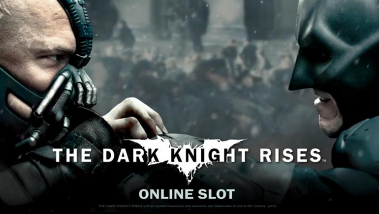 Новый фильм о Бэтмене и игра в слот