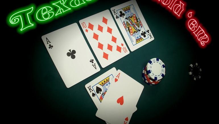 Бесплатный онлайн покер