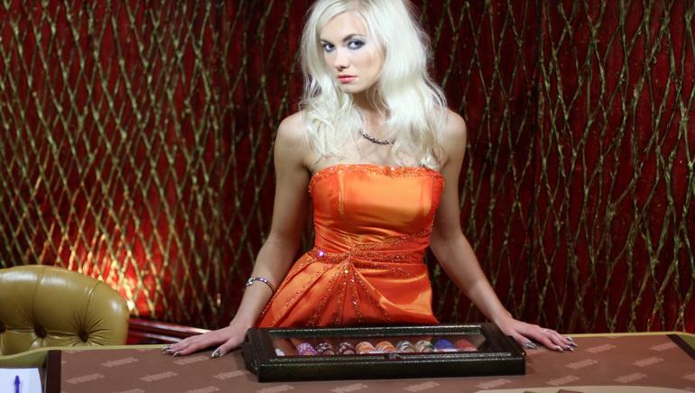 Игры казино с настоящим крупье