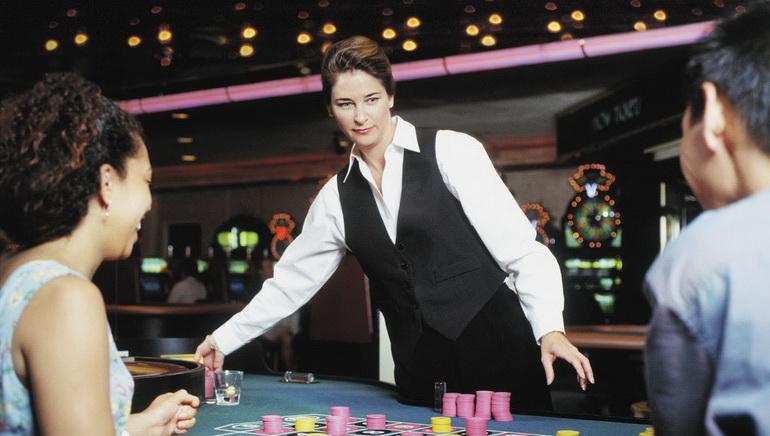 Самые популярные игры казино с живым дилером