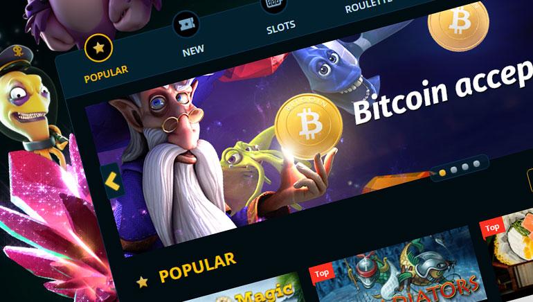 Новое казино: Playamo