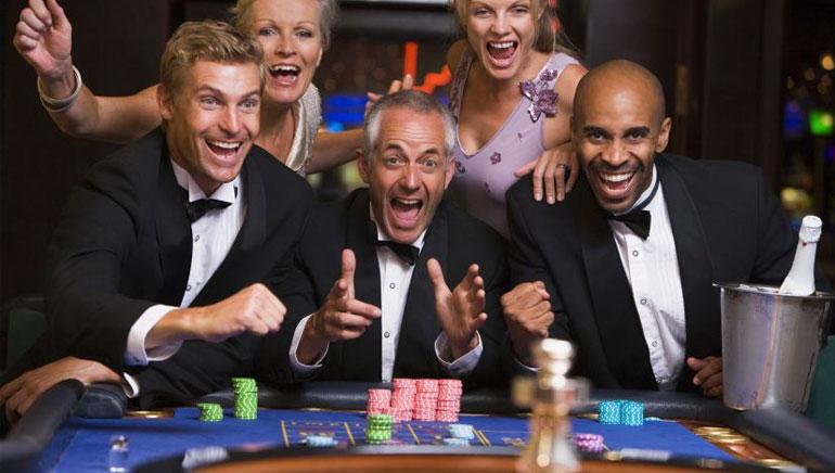 Азартные игры и благотворительность