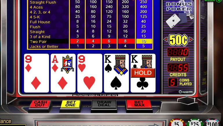 Бесплатный онлайн видео покер